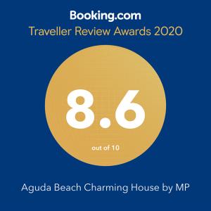 Aguda Beach Charming House