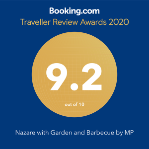 Nazare with Garden and Barbecue by MP